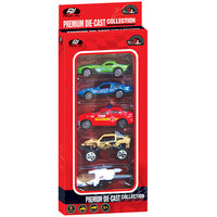Power Joy Premium Die Cast 5In1 1:64  Assorted