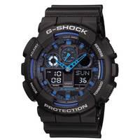 Casio G-Shock Men's Analog/Digital Watch GA-100-1A2