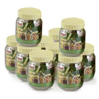 Sunpet Jar 10Pcs 1000Ml