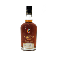Negrita Rhum Red 70CL + Glass