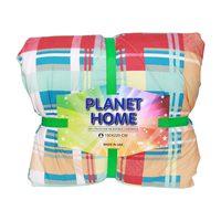 Planet Home Microfiber Comforter 150X220 Blue
