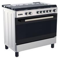 Midea 90X60 Cm Gas Cooker LME95030FFD