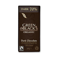 Green & Black''s Organic Dark Chocolate 100GR