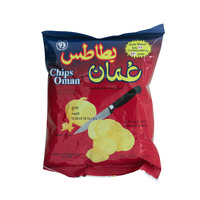Chips Oman Chilly Flavour Potato Chips 15g