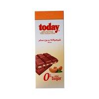 تودي شوكولاتة بالحليب مع الكاجو خالي ن السكر 65 غرام
