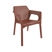 Eden Rattan Chair With Hand Assorted