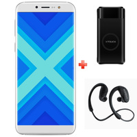 Xtouch X Dual Sim 4G 16GB White+ Power Bank + Headset