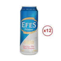 Efes Beer Can 50CL X12 + Foot