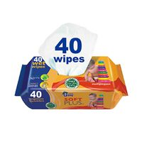 Gipsy Wipes Soft Plus 40 Sheets
