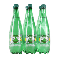 Perrier Natural Mineral Water 1L x6