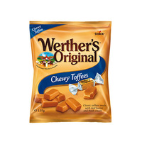 Werthers Toffee Caramel Chews 135GR