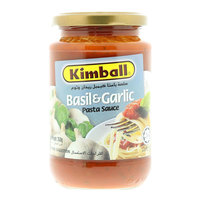 Kimball Basil & Garlic Pasta Sauce 350g