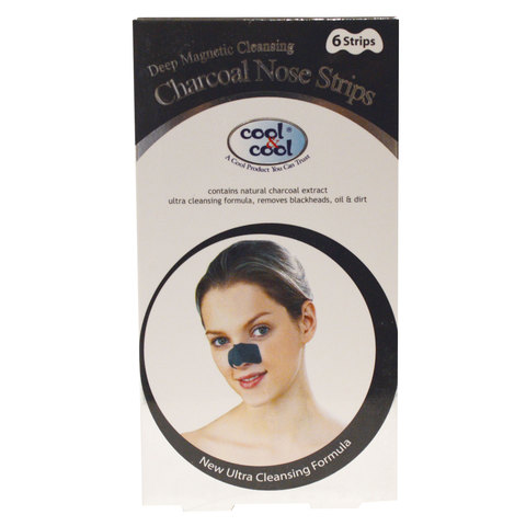 Cool-&-Cool-Charcoal-Nose-Strips-X6