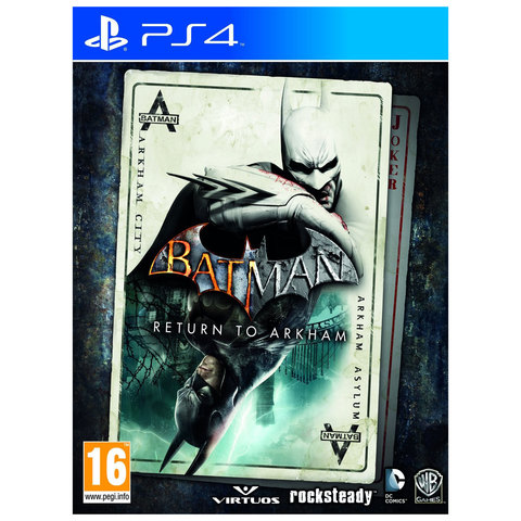 Sony-PS4-Batman:-Return-To-Arkham