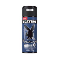 Playboy Deodorant For Men King Of The Game 150ML
