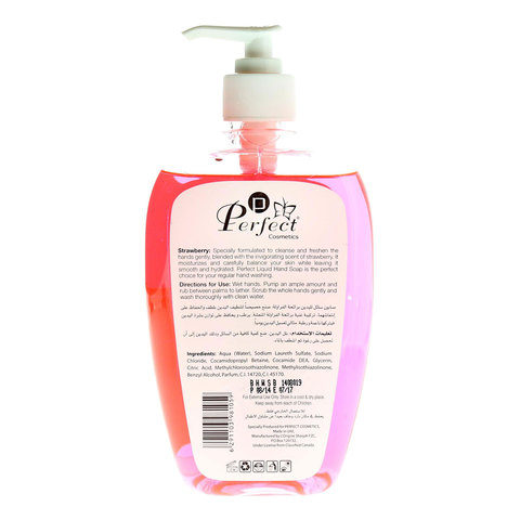 Perfect-Liquid-Strawberry-Hand-Soap-500ml
