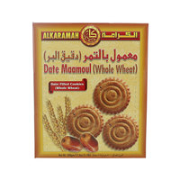 Alkaramah Date Maamoul Whole Wheat 500g
