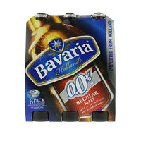 Bavaria Holland Regular Non Alcoholic Malt Drink 330mlx6