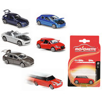 Majorette Motor Car 6 Assorted