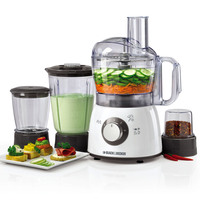 Black+Decker Food Processor FX400BMG-B5
