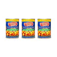 Chtoura Garden Beans & Chickpeas 400GR X 3