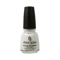 China Glaze Nail Polish White 14ML