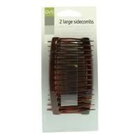 Qvs Large Sidecombs 2 Pieces