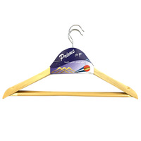 Prime Hanger Straight 3Pcs Wood