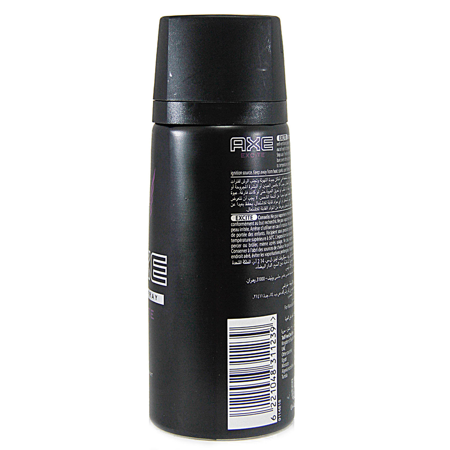 AXE DEO EXCITE 150ML