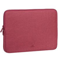 "RivaCase Sleeve 7703 13.3"" Red"