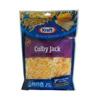 Kraft Shredded Colby Jack Cheeses 198g