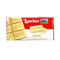 Loacker Chocolate Bar Milk White 55GR