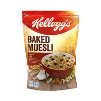 Kellogg's Muesli Baked Cereal Nuts 450GR