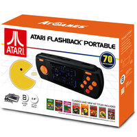 Atari Flashback Portable Console With 70 Games Built-In