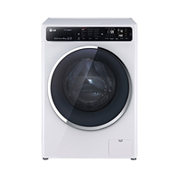 LG Washer WJ5123WTP White 8KG
