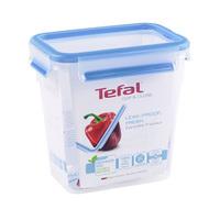 Tefal Clip & Close Rectangular Food Container 1.6L