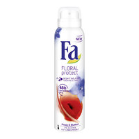 Fa Poppy & Bluebell Floral Protect Deodorant 150 ml