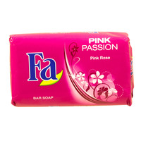Fa Pink Passion Pink Rose Bar Soap 125g