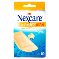 Nexcare Active 360° Maxi 10 Bandages