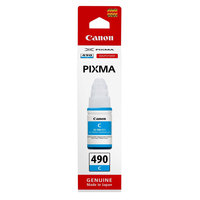 Canon Ink Bottle GI-490 Cyan