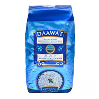 Daawat Traditional White Indian Basmati Rice 2 kg
