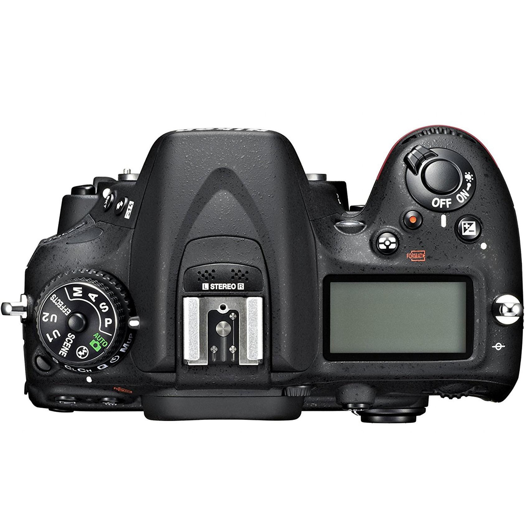 NIKON SLR D7100+18-140 VR+16GB+CS