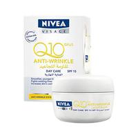 Nivea Day Cream Q10 Anti-Wrinkle 50ML