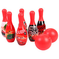 Disney Cars Bowling Set 8 Pcs