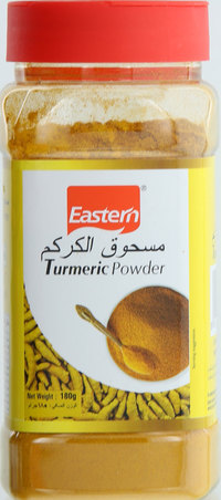Eastern Turmeric Powder Bottle 180 g