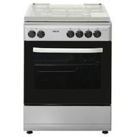 Akai 60X60 Cm Gas Cooker CRMA-620SEG 4Burners
