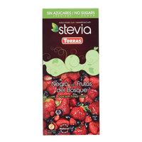 Torras Sugar Free & Gf Forest Fruit Choc 125g