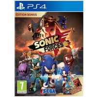 Sony PS4 Sonic Forces Day One Bonus-Limited Edition