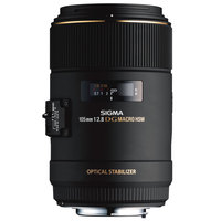 Sigma Lens 105MM F/2.8EX DG OS For Nikon