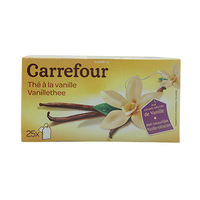 Carrefour Tea Vanille 25 Tbags